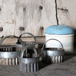 Vintage Tala Pastry Cutters