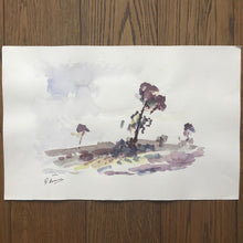 Load image into Gallery viewer, Original Watercolour, 1969, 1 of 4