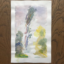 Load image into Gallery viewer, Original Watercolour, 1969, 2 of 4