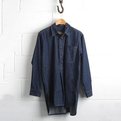 The Workers Shirt - Denim