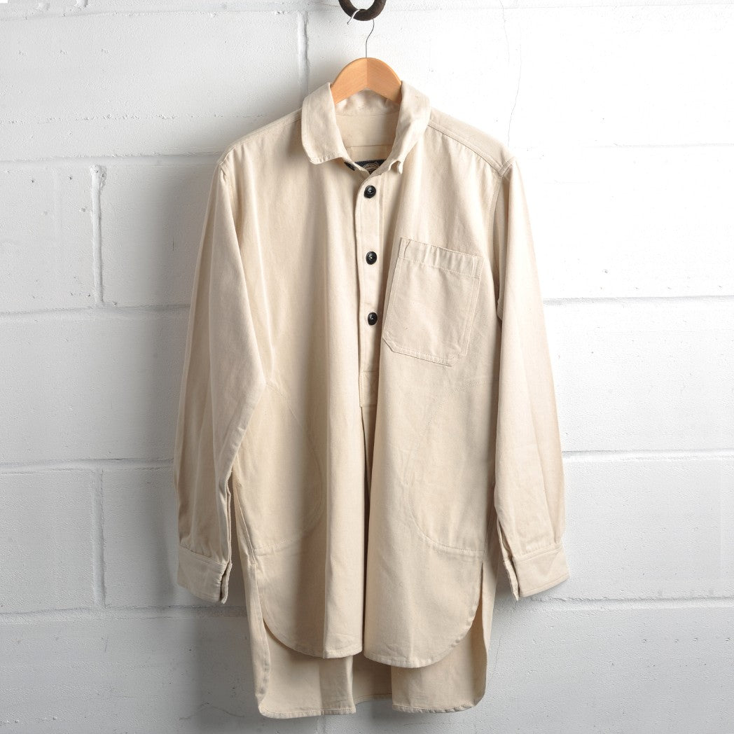 The Workers Shirt - Natural