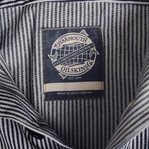 The Workers Shirt - Ticking Stripe