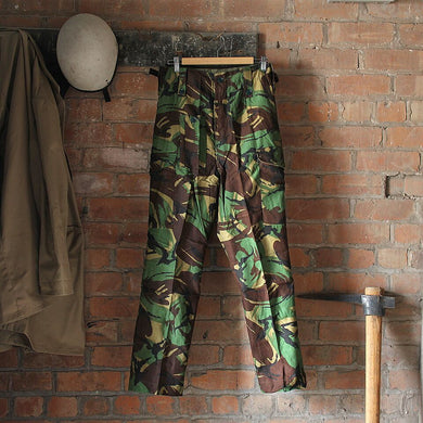1980s Dead Stock British Combat Pants