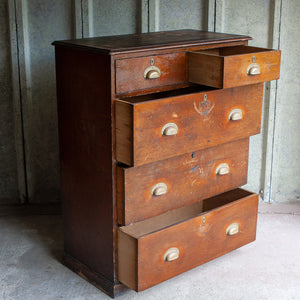 Antique Chest of Drawers