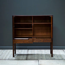Load image into Gallery viewer, Vintage Rosewood Drinks Cabinet by McIntosh of Kirkcaldy Circa 1960s