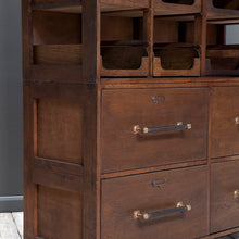 Load image into Gallery viewer, Vintage Haberdashery Cabinet - 4 Drawer
