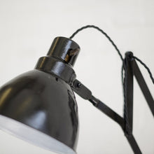 Load image into Gallery viewer, XL Industrial Scissor Lamp by Pehawe Circa 1930s