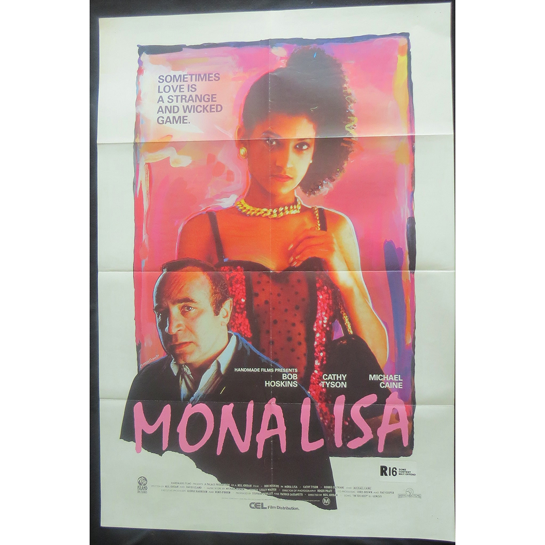 1986 Mona Lisa Film Poster