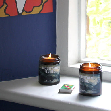 Mountain Guide Candle - Single