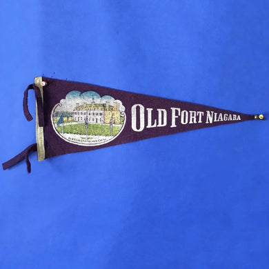 Medium Felt Pennant - Old Fort Niagara