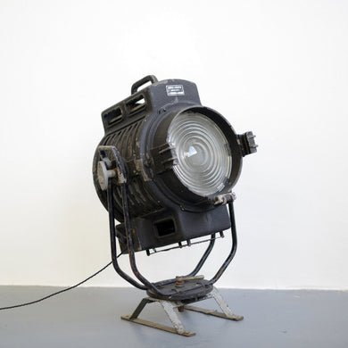 Floor Standing Spotlight by Arnold & Richter Circa 1940s