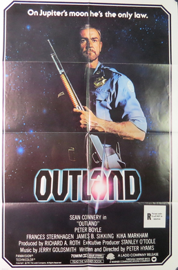 1981 Outland Film Poster