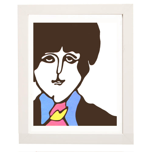 Vintage Paul McCartney - Beatles Print
