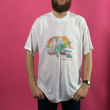 Load image into Gallery viewer, Vintage Print T-Shirt - Freaknik - X Large