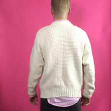 Load image into Gallery viewer, Arran Knit Vintage Jumper - Small