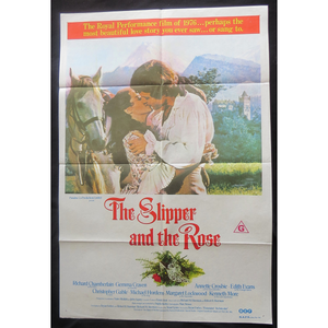 1976 The Slipper and the Rose Film Poster