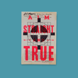 Aim Straight + True Sighter Target