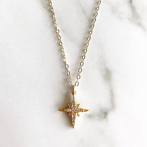 North Star Necklace - xohanalei