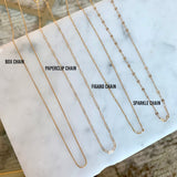 Build Your Own Necklace - xohanalei