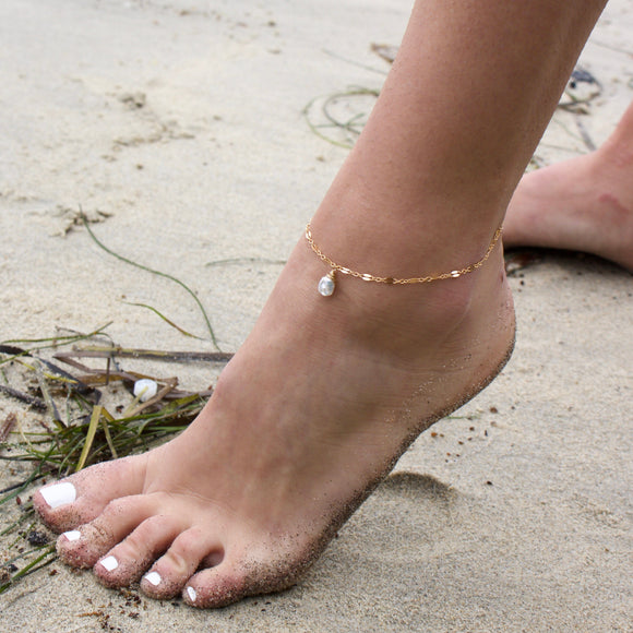 Sole Anklet - xohanalei