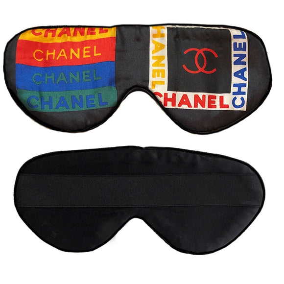 Vintage Chanel Sleep Mask - xohanalei