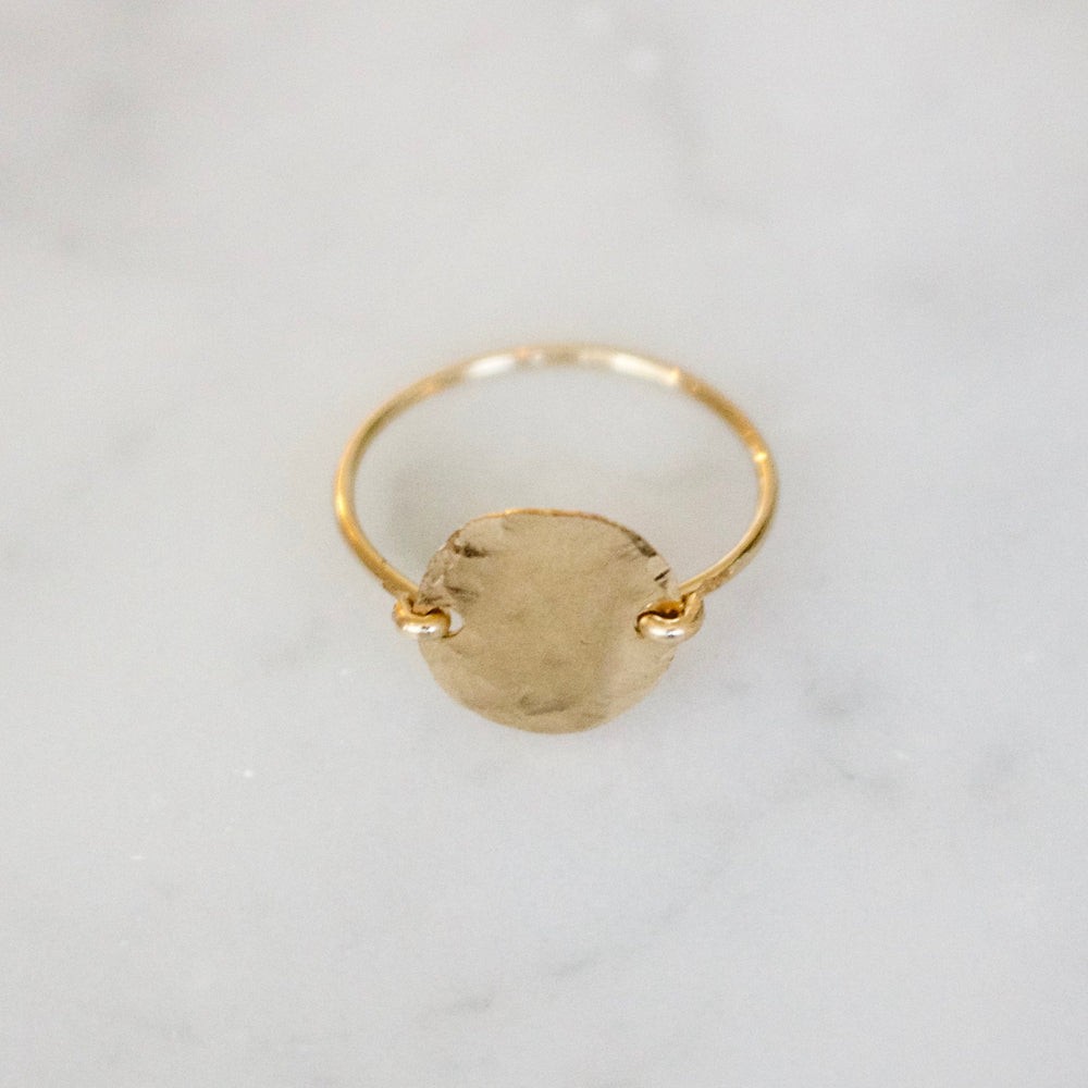 Coin Ring (Customizable)