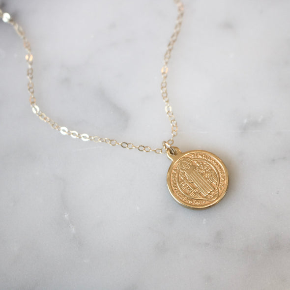 Sacred Coin Necklace - xohanalei