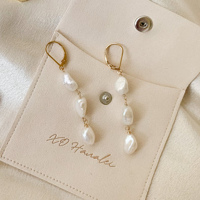Perla Trio Earrings