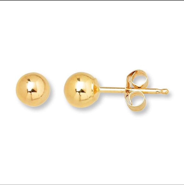 14k Gold Filled Earring Set