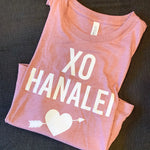 XO Hanalei Muscle Tank SOLD OUT - xohanalei