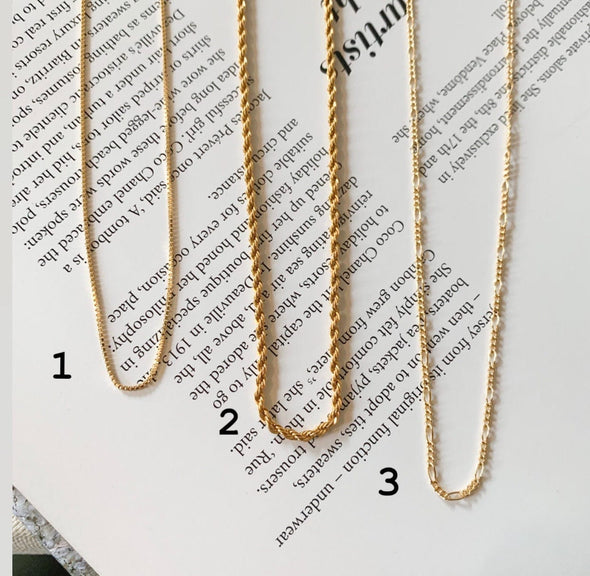 Build Your Own Necklace 2.0