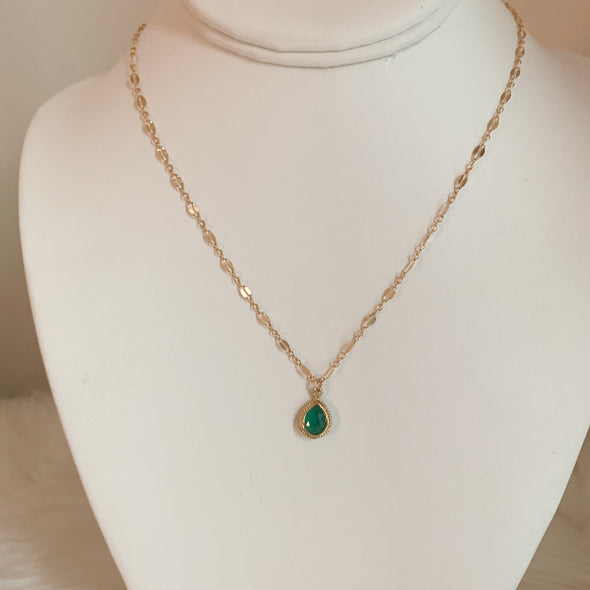 Emerald Queen Necklace - xohanalei