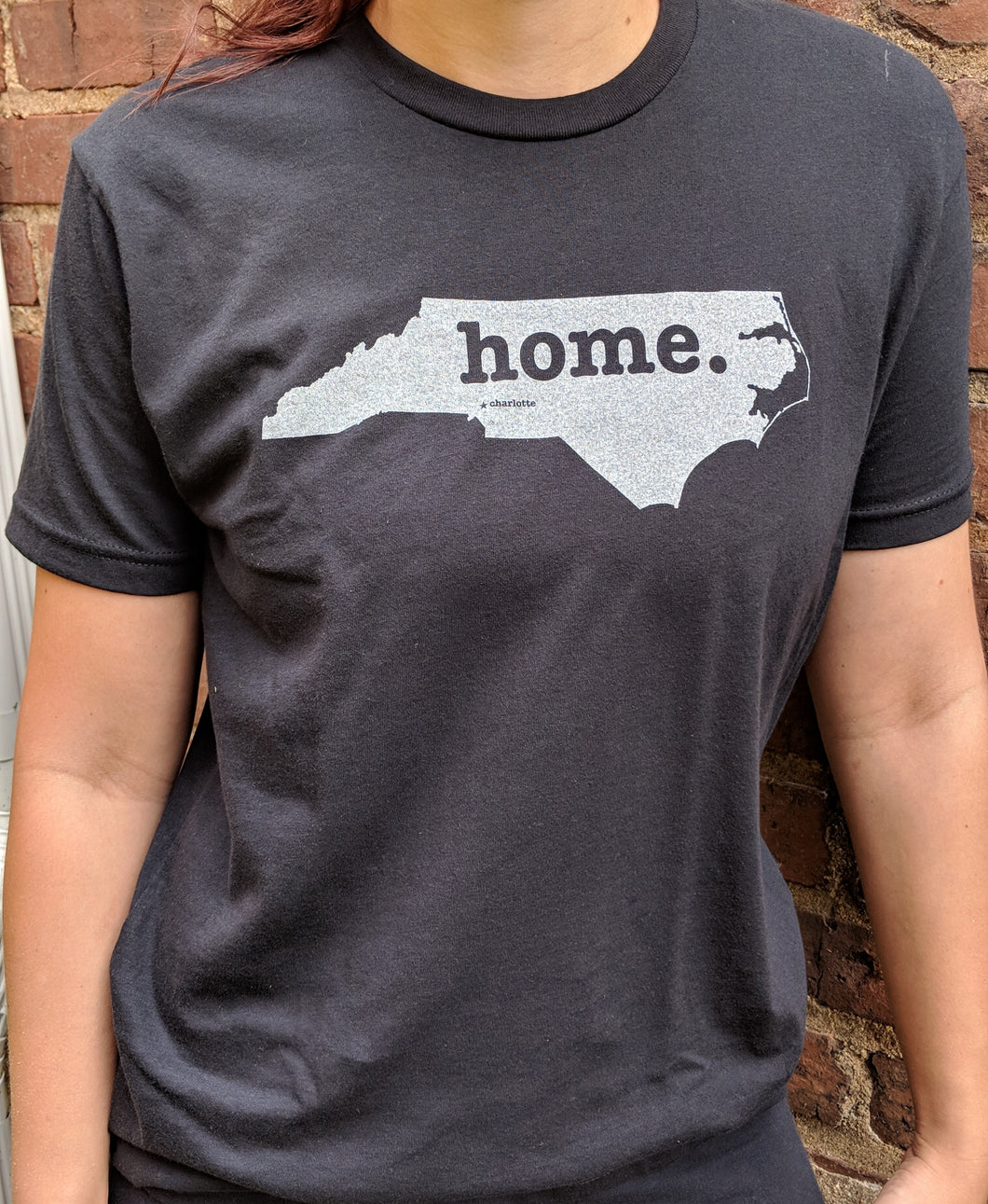 Home- Black T-Shirt