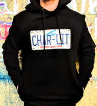 Load image into Gallery viewer, Char-LIT Hoodie- Black