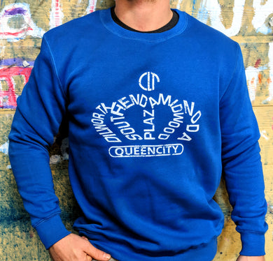 Neighborhood Crown Sweatshirt