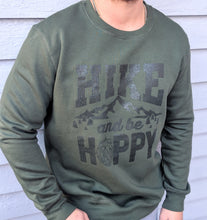 Load image into Gallery viewer, Hike & Be Hoppy Sweatshirt