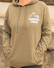 Load image into Gallery viewer, Carolina Proud Hoodie- Green