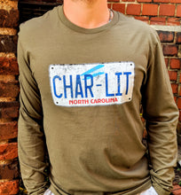 Load image into Gallery viewer, Char-LIT Olive Longsleeve