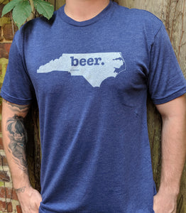 Beer- Purple T-Shirt