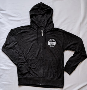 Support Local Light-Weight Fleece Hoodie