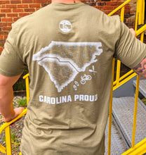 Load image into Gallery viewer, Carolina Proud Tee- Olive