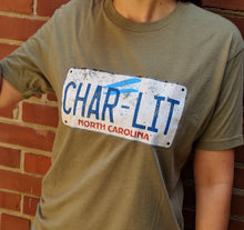 Load image into Gallery viewer, Char-LIT Military Green T-Shirt