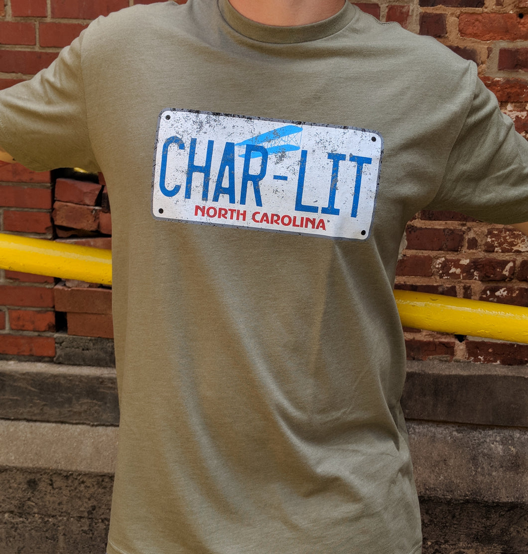 Char-LIT Military Green T-Shirt