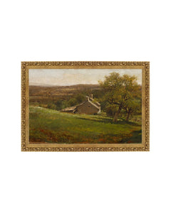 COUNTRY HOUSE FRAMED