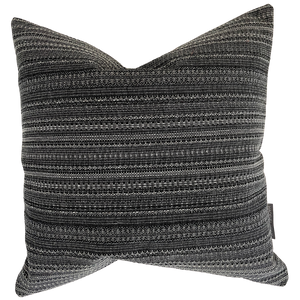 (PRE-ORDER) MIDNIGHT STRIPED PILLOW COVER