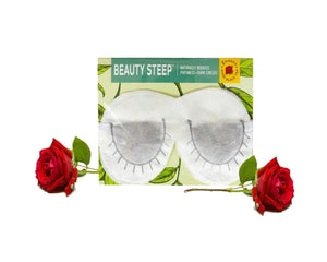Dark Circles Eye Mask Rose Black Tea Beauty Steep Singapore The Oily Blends