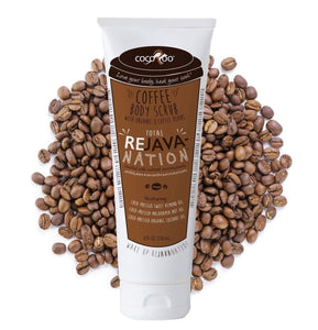 Coffee Scrub Exfoliator Singapore CocoRoo Total ReJAVAnation
