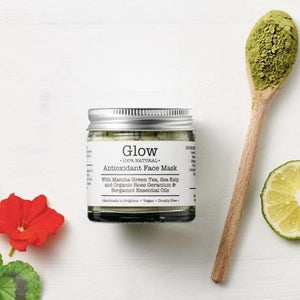 Glow Face Mask - The Oily Blends