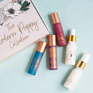 Modern Poppy Collection - The Oily Blends