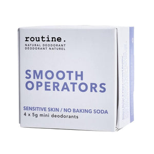Routine Smooth Operator Minis Kit - The Oily Blends